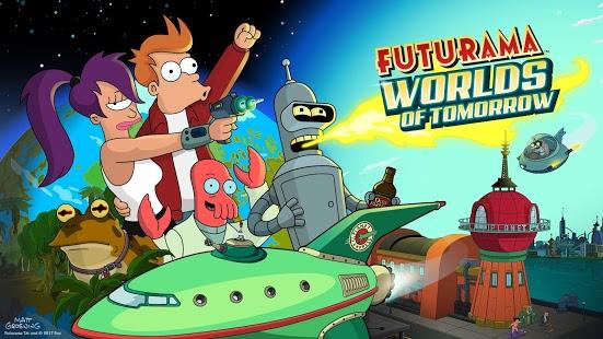 Juego de Futurama Gratis para Android e iPhone