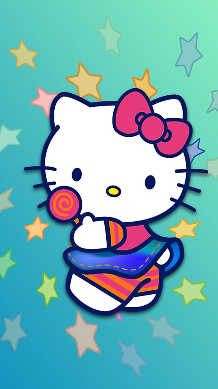 Fondos De Pantalla De Hello Kitty Para Celular Wallpapers Movil Gratis