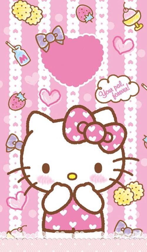 Fondos de pantalla de hello kitty para celular wallpapers - Wallpaper hello kitty full hd ...