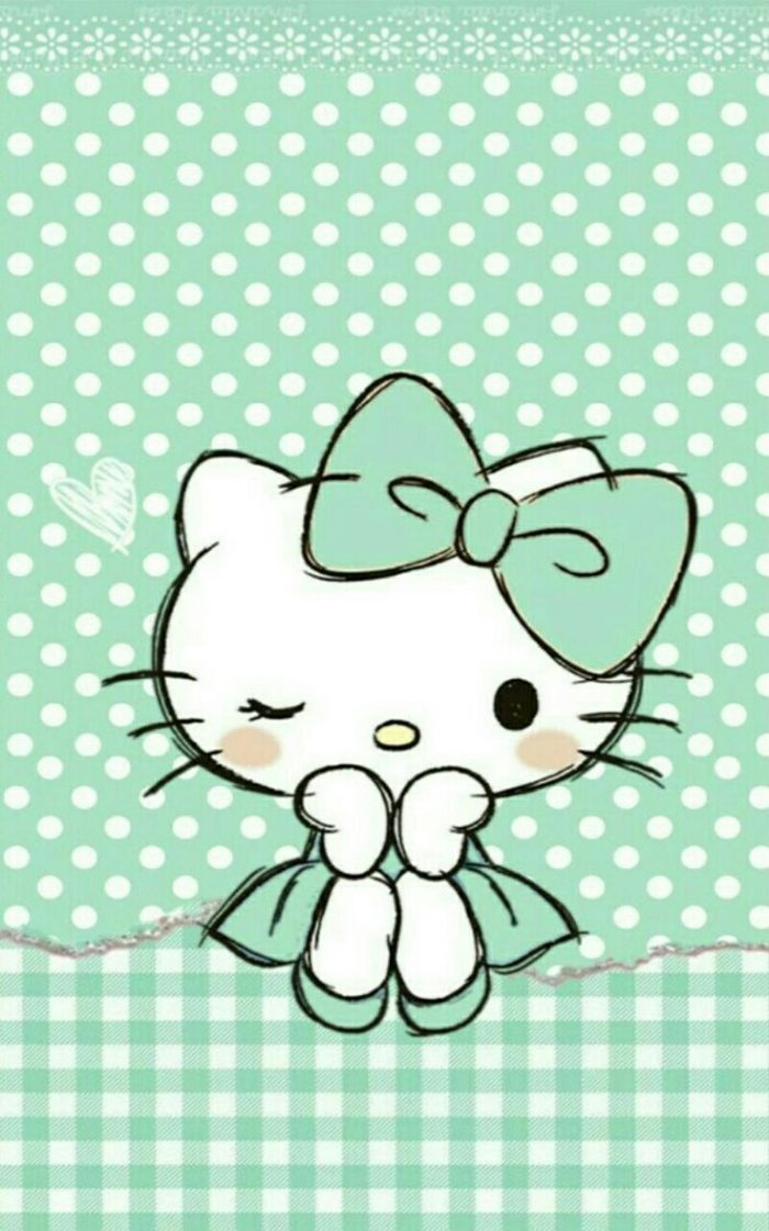 Fondos de Hello Kitty para Celular, Wallpapers Android e iPhone Gratis