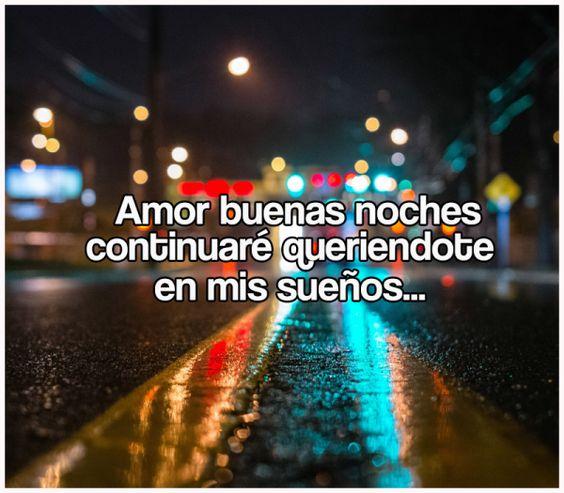 Imagenes De Buenas Noches Mi Amor Con Frases