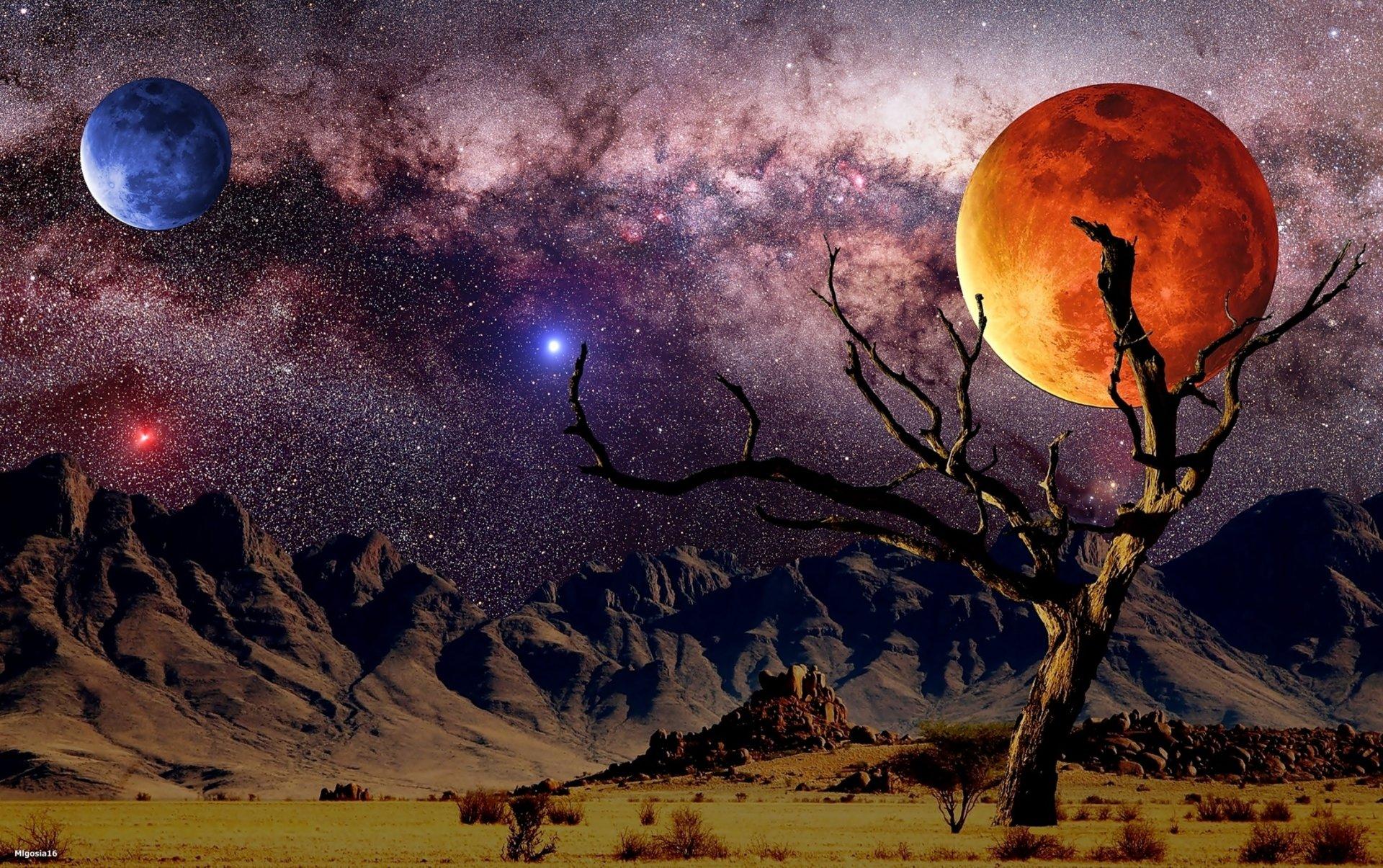 68 fondos de pantalla de paisajes de fantas a bonitos for Paesaggi fantasy immagini