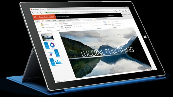 Microsoft PowerPoint Online Gratis