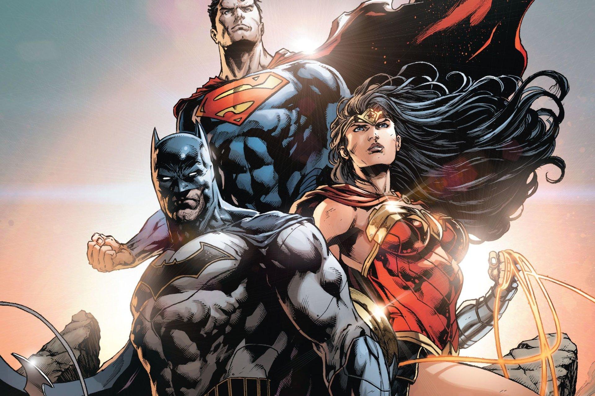 Fondos De Escritorio Hd Dc: Fondos De Pantalla De Superhéroes De DC Comics, Wallpapers HD