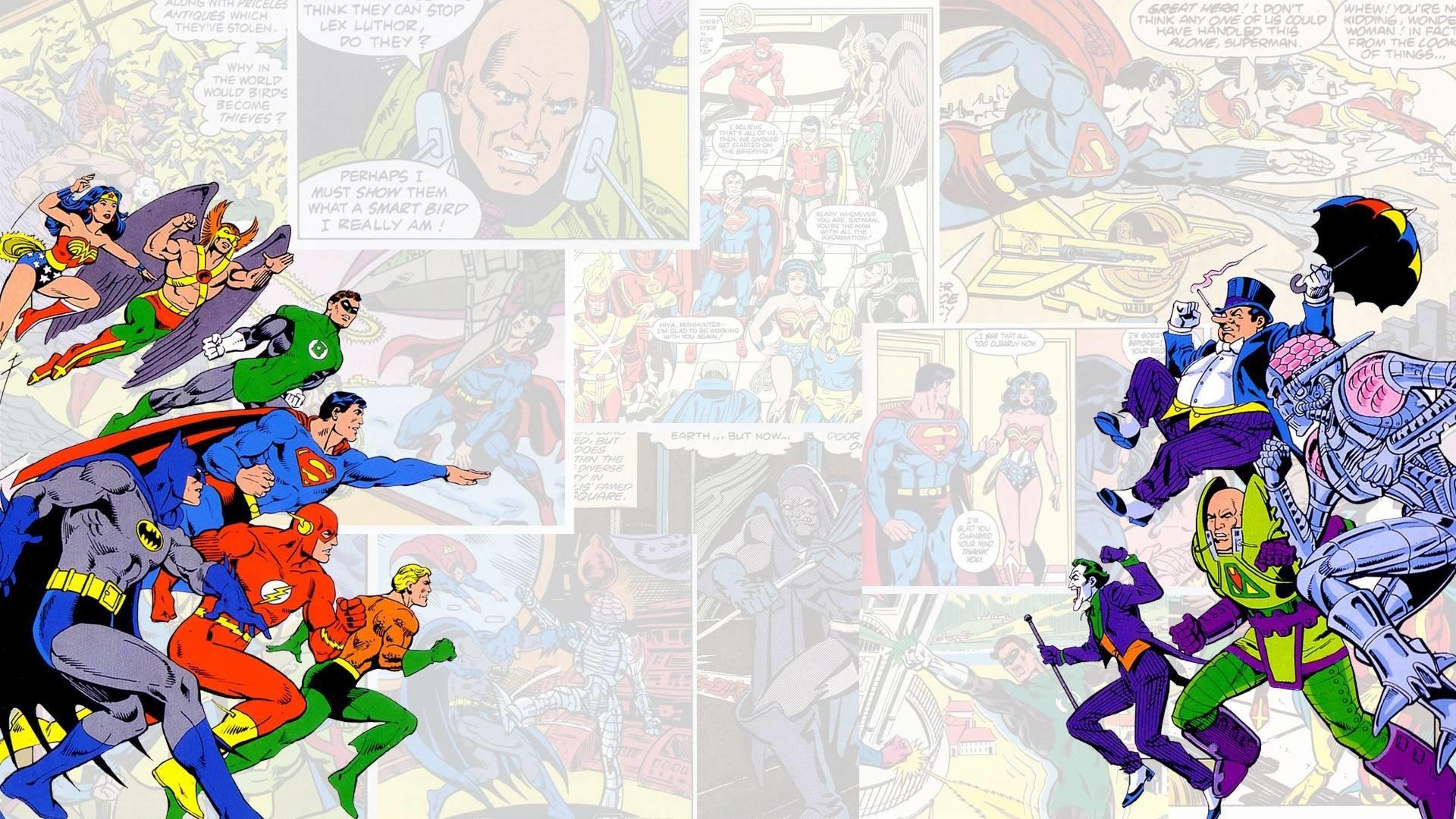 Fondos De Pantalla De Superh 233 Roes De Dc Comics Wallpapers Hd