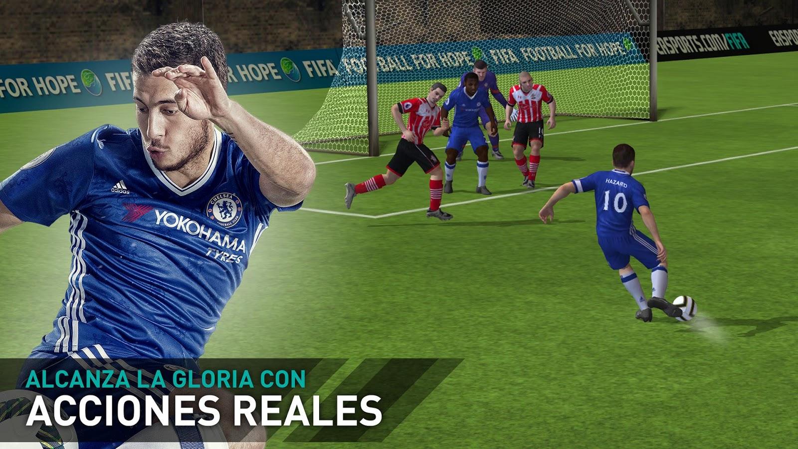 Descargar FIFA Mobile Fútbol Gratis para Android, iPhone y Windows 10