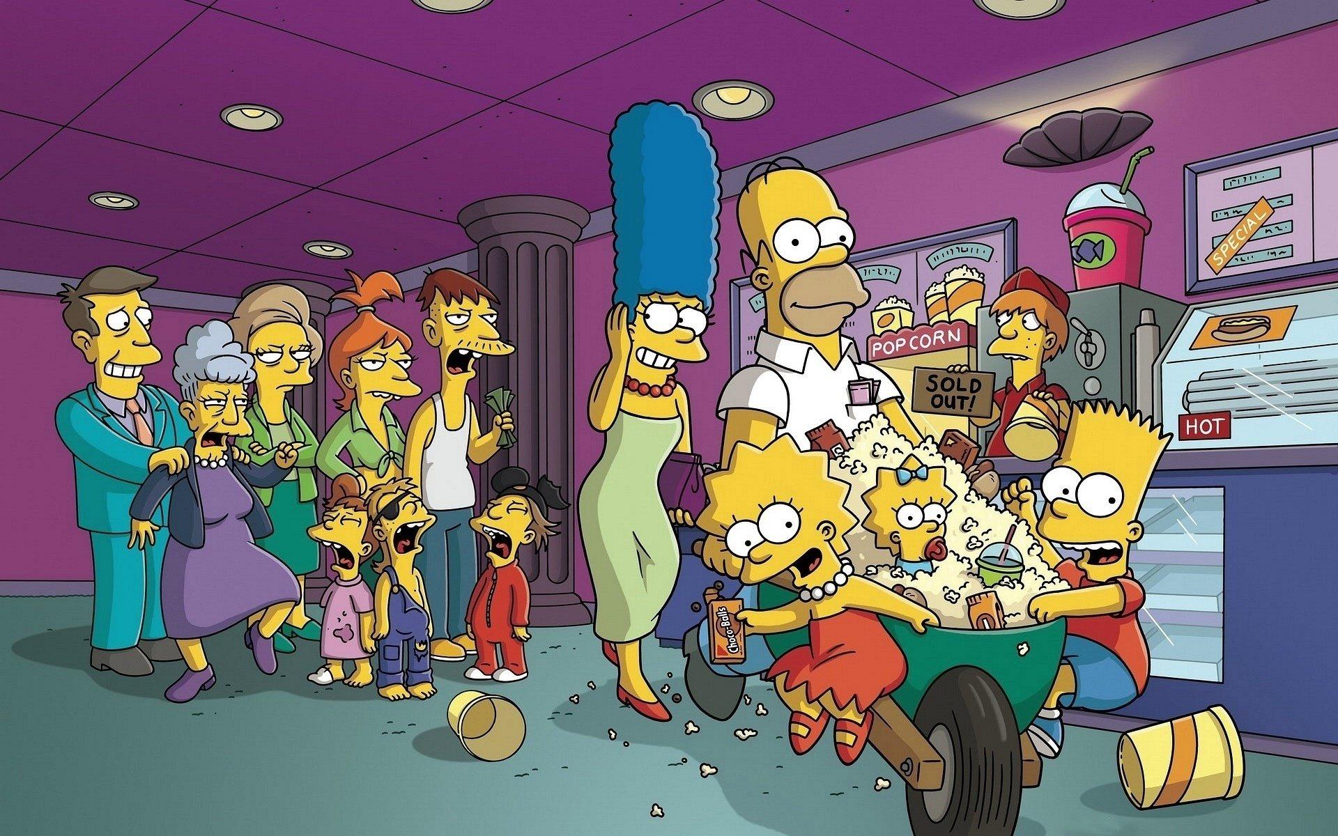 Los Simpson, Fondos de Pantalla de Los Simpson, Wallpapers