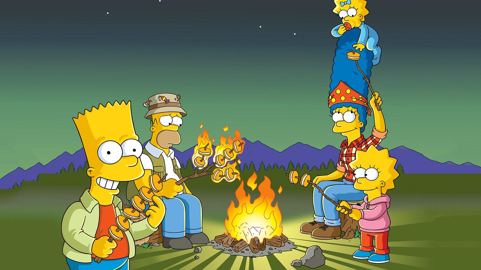 Wallpapers En Hd: Los Simpson, Fondos De Pantalla De Los Simpson, Wallpapers