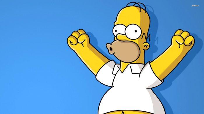 Homer Simpson Wallpaper