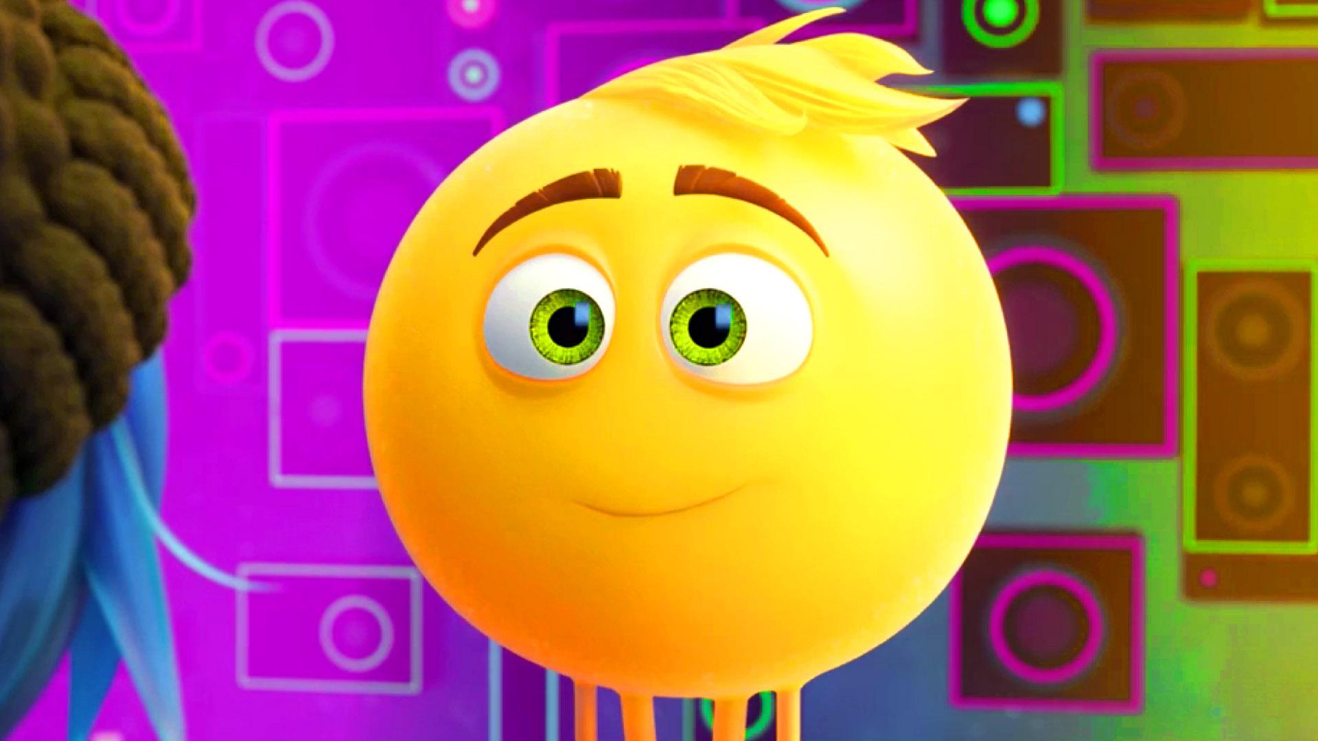 1920x1080px The Emoji Movie Wallpapers - WallpaperSafari