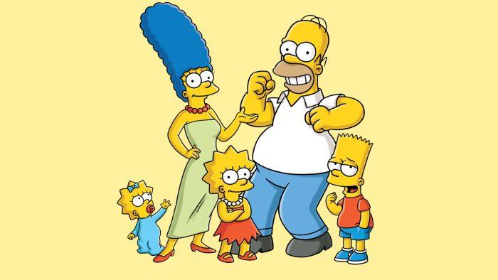 Los Simpson Background