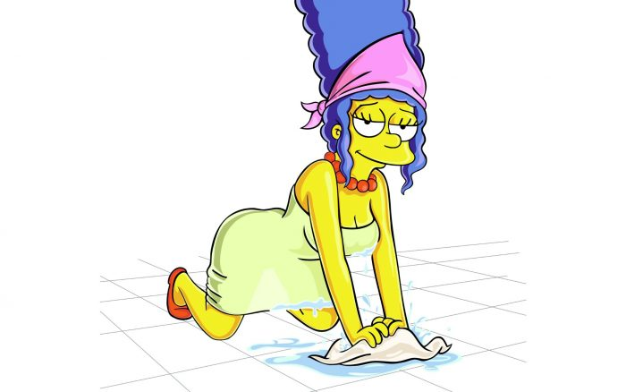 Marge Simpson Wallpaper