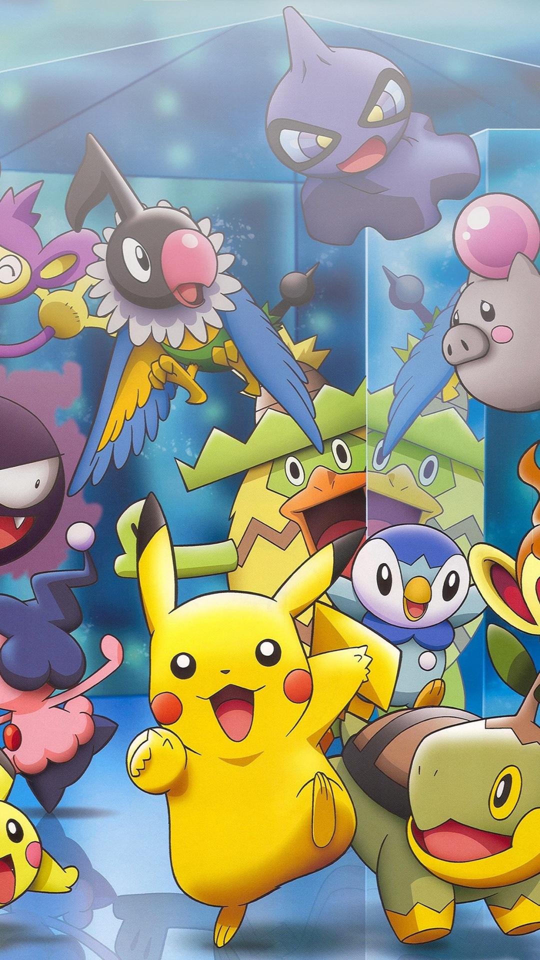 Fondos de pantalla de pokemon para android e iphone for Fondos de pantalla para android gratis