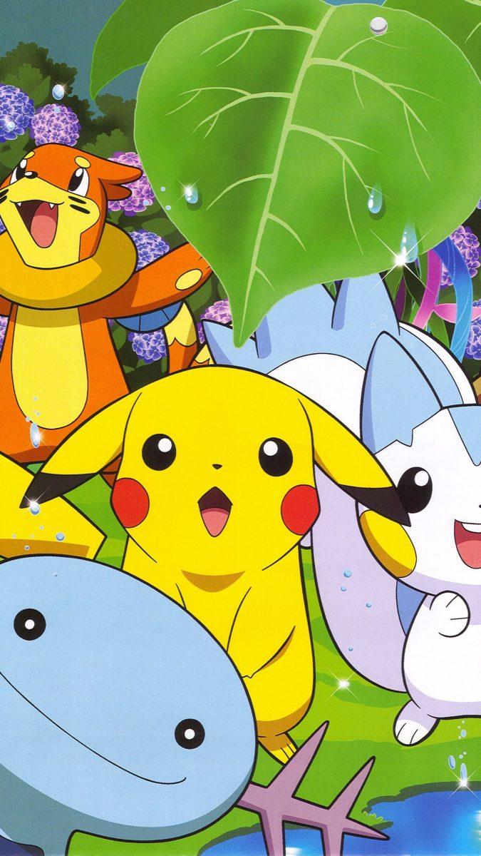 Fondos de pantalla de pokemon para android e iphone for Imagenes fondo movil