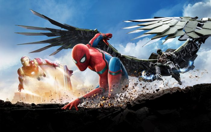 Spiderman De Regreso a Casa Wallpapers