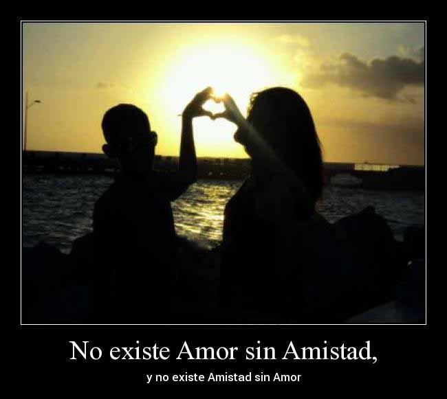 Imagenes De Amor Y Amistad Con Frases Bonitas