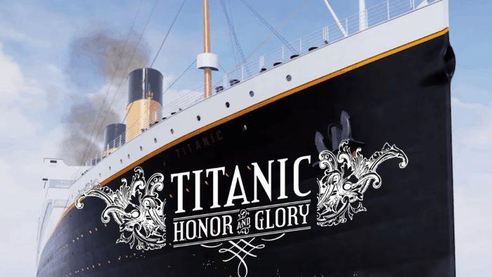 Juego de Titanic Honor and Glory Gratis