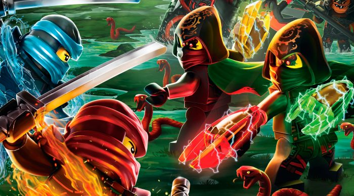 wallpapers la lego ninjago