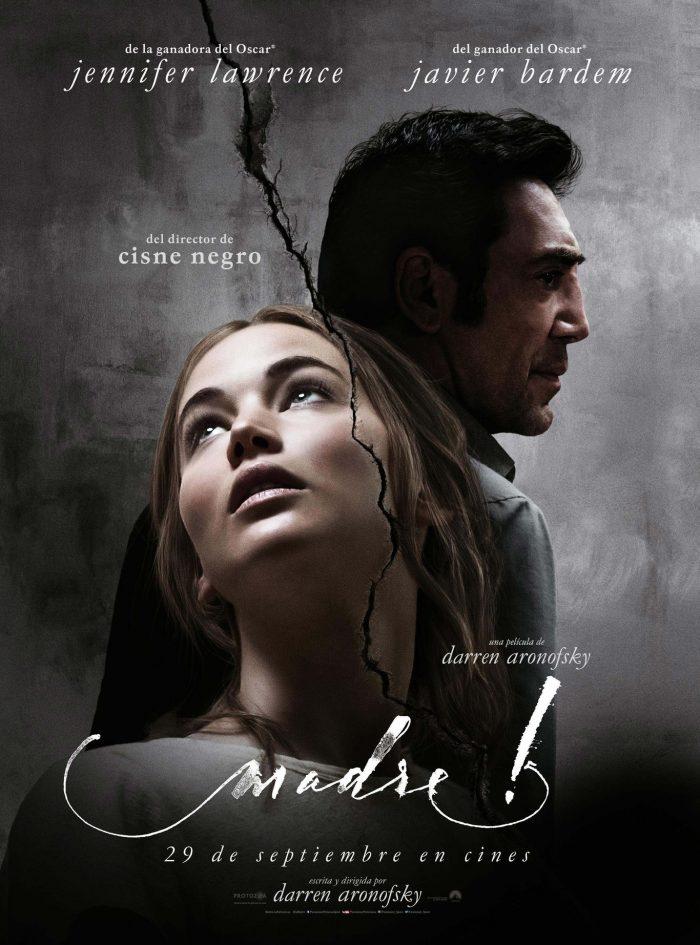 Madre! pelicula 2017 Darren Aronofsky