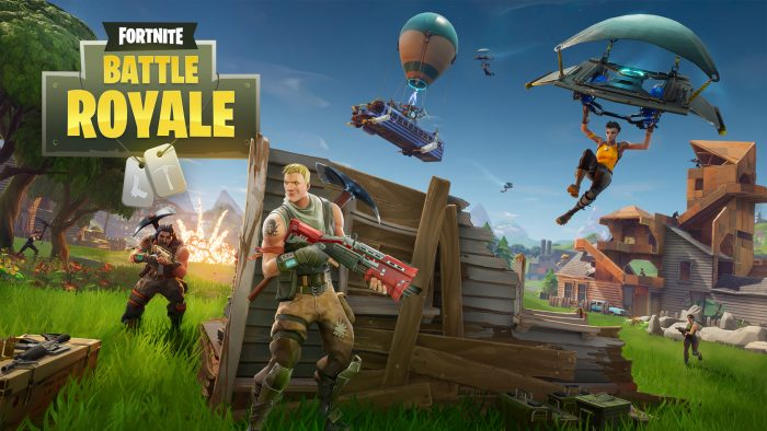 Fornite Battle Royale Gratis