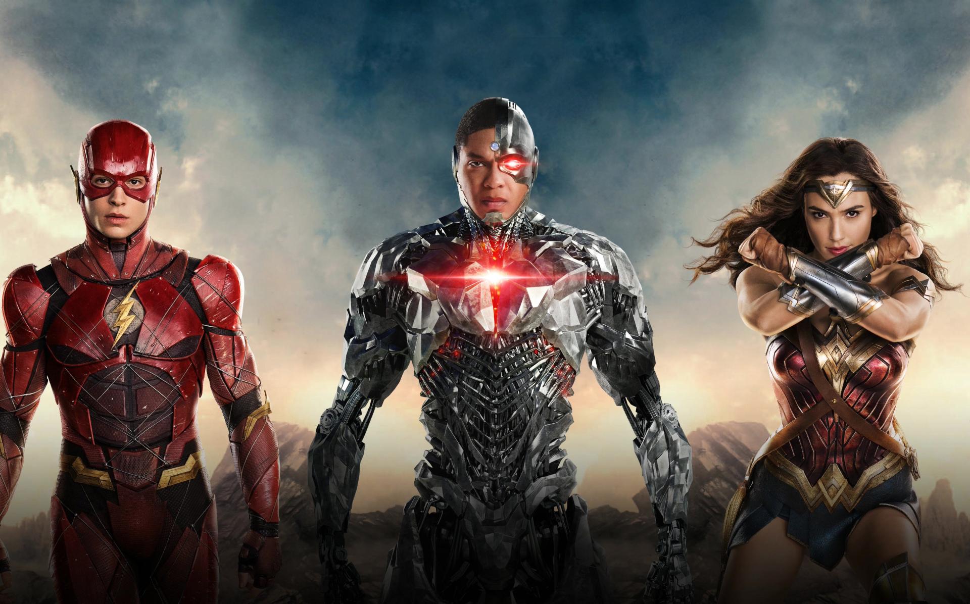 Justice League Wallpaper 2017