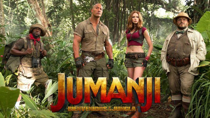 Trailer de Jumanji Bienvenidos a la jungla, Sinopsis