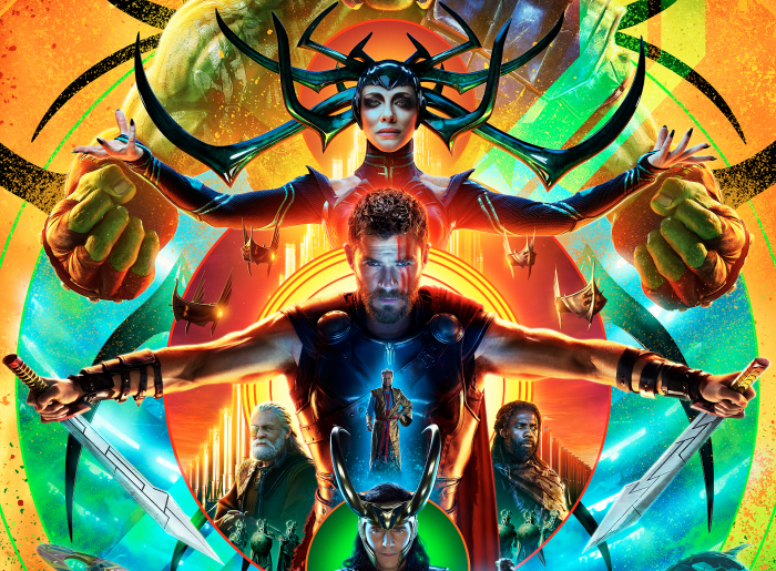 Thor Ragnarok película