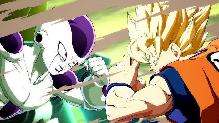 50 Gif Animados De Fondos De Videojuegos De Lucha: Fondos De Pantalla De Dragon Ball FighterZ, Wallpapers HD