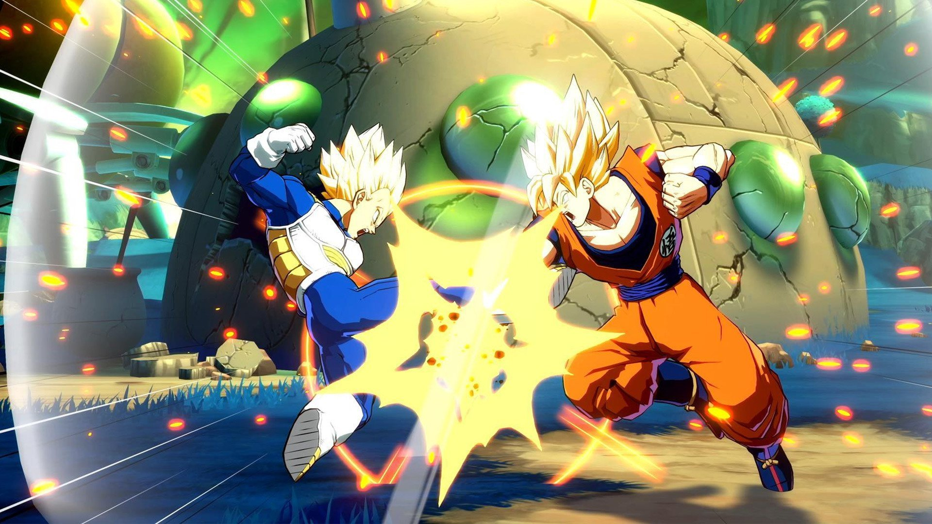 dragon ball fighterz 破解