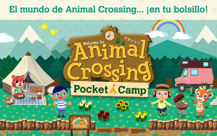 Animal Crossing Pocket Camp Gratis