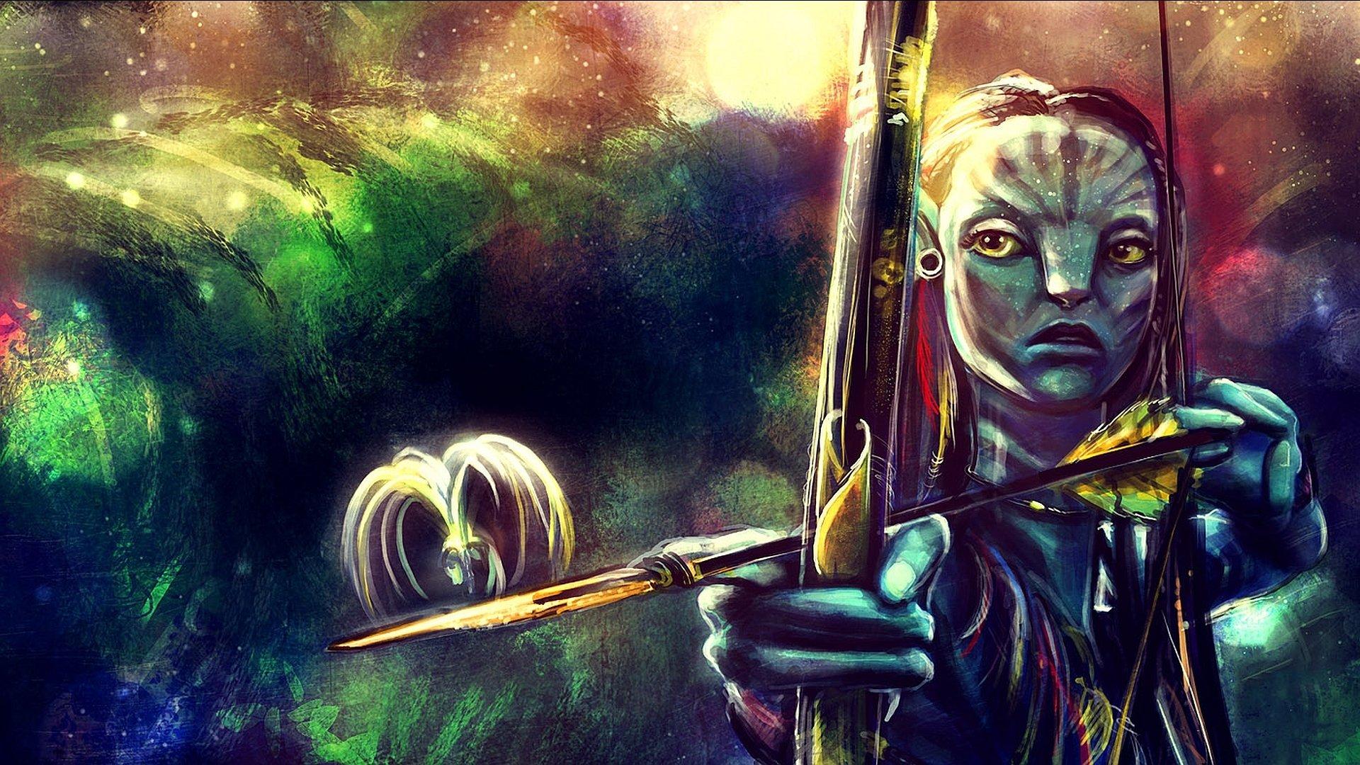 Avatar Fondos De Pantalla De La Película De Avatar