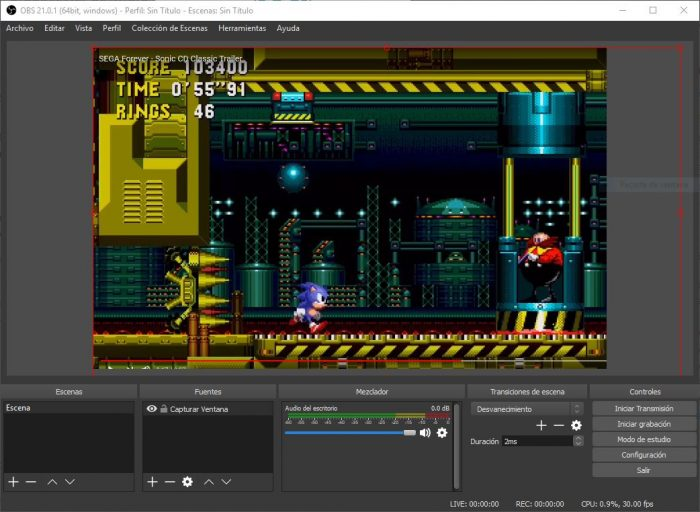 Open Broadcaster Software, OBS Studio