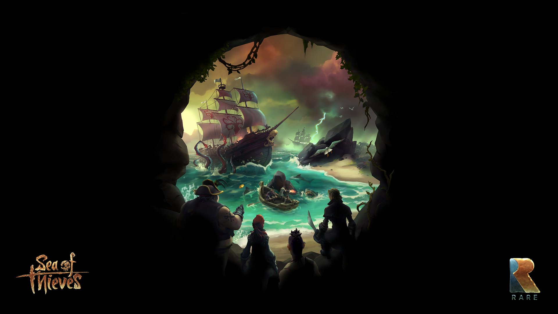 Fondos De Pantalla De Sea Of Thieves, Wallpapers