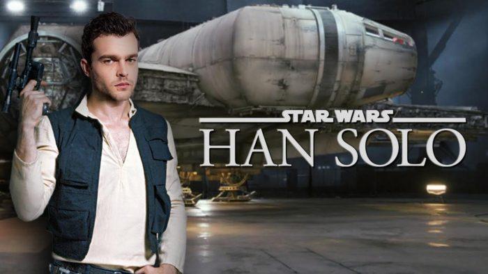 Trailers de Han Solo : Una Historia de Star Wars
