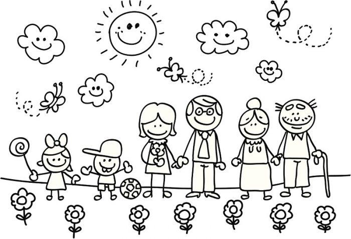 Dibujos Para Colorear No Imprimir: Dibujos De Primavera Para Colorear E Imprimir Gratis
