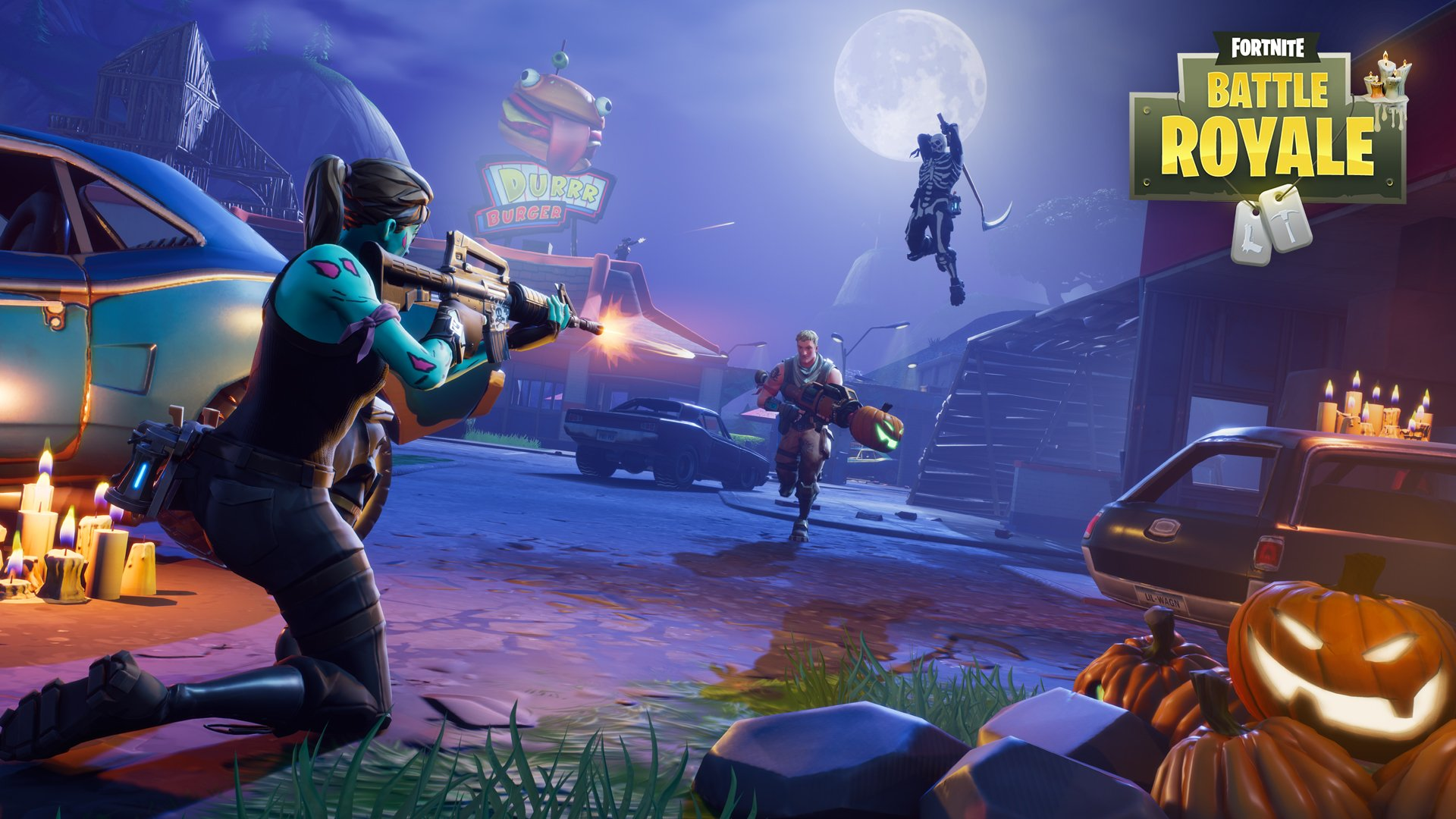 Fondos De Pantalla De Fortnite Battle Royale Wallpapers