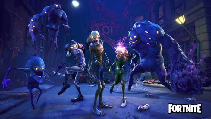 Desktop Wallpaper 2018 Video Game Fortnite Art Hd: Fondos De Pantalla De Fortnite Battle Royale, Wallpapers