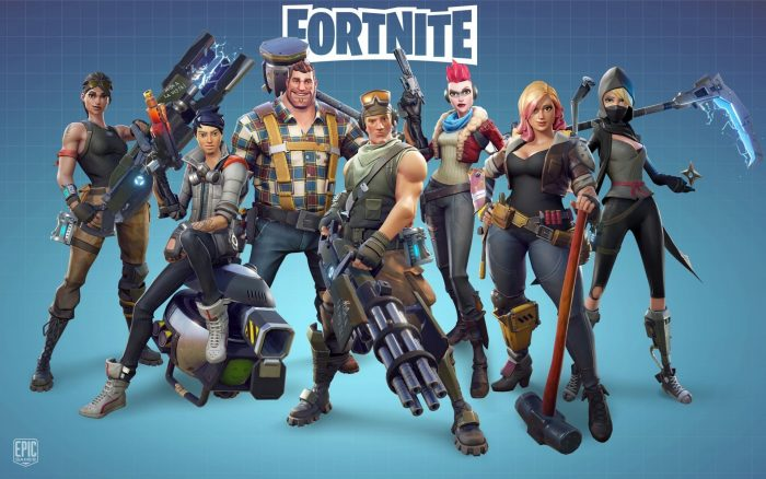 Fondos de pantalla de Fortnite Battle Royale