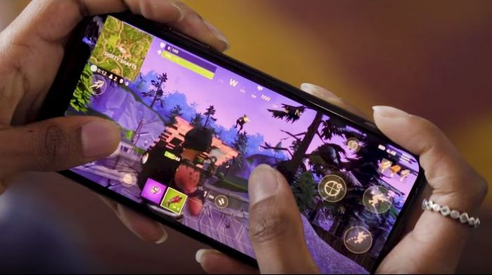 Fornite Battle Royale para iPhone