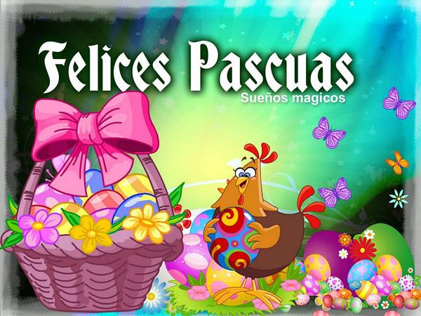 Imágenes de Felices Pascuas