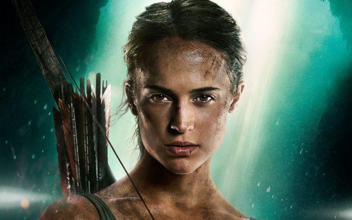 Alicia Vikander Lara Croft Tomb Raider 2018