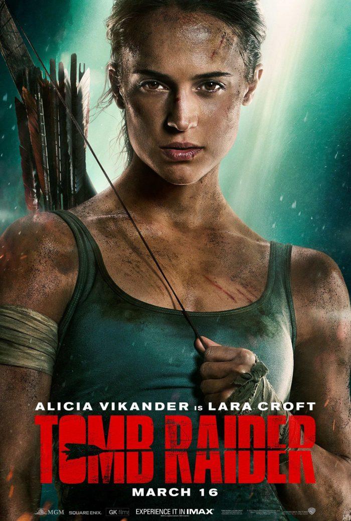 Película Tomb Raider 2018
