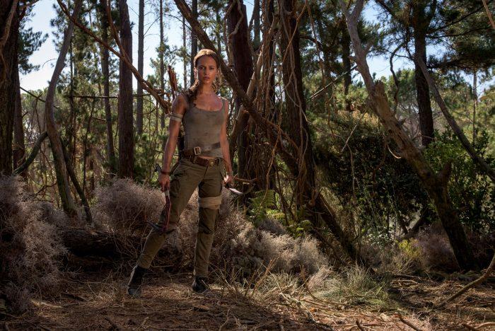 Fondos Tomb Raider 2018