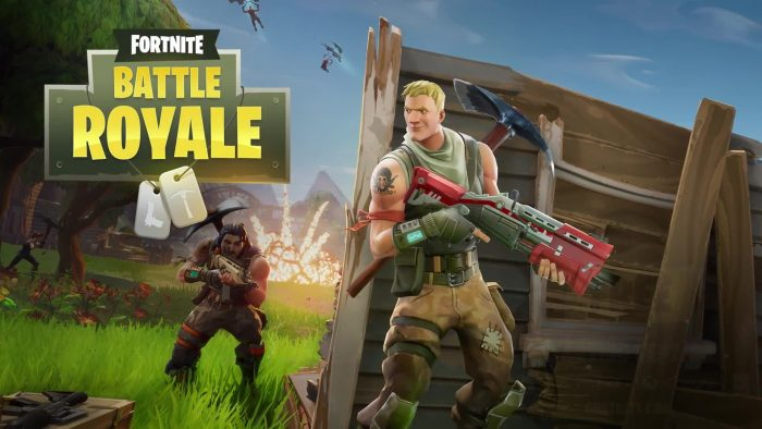 Fornite Battle Royale gratis para móviles