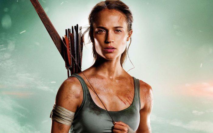 Fondos de pantalla Tomb Raider 2018