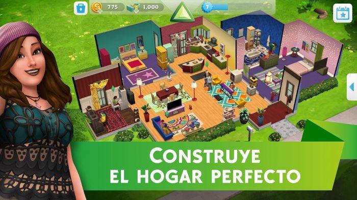 Juego de Los Sims gratis para móviles