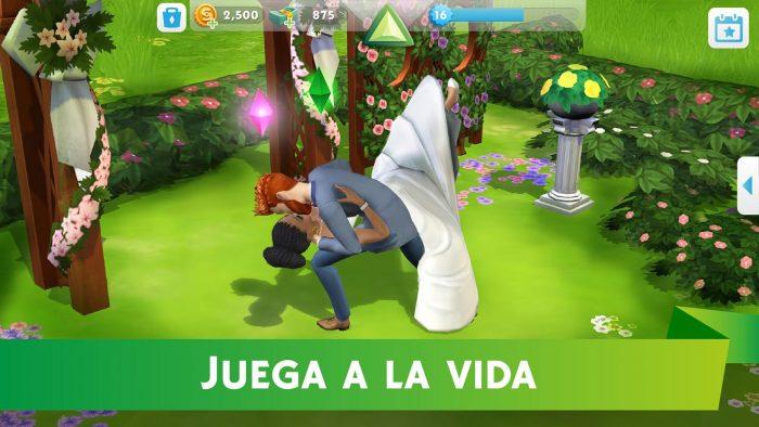 Juegos de Los Sims para Android gratis