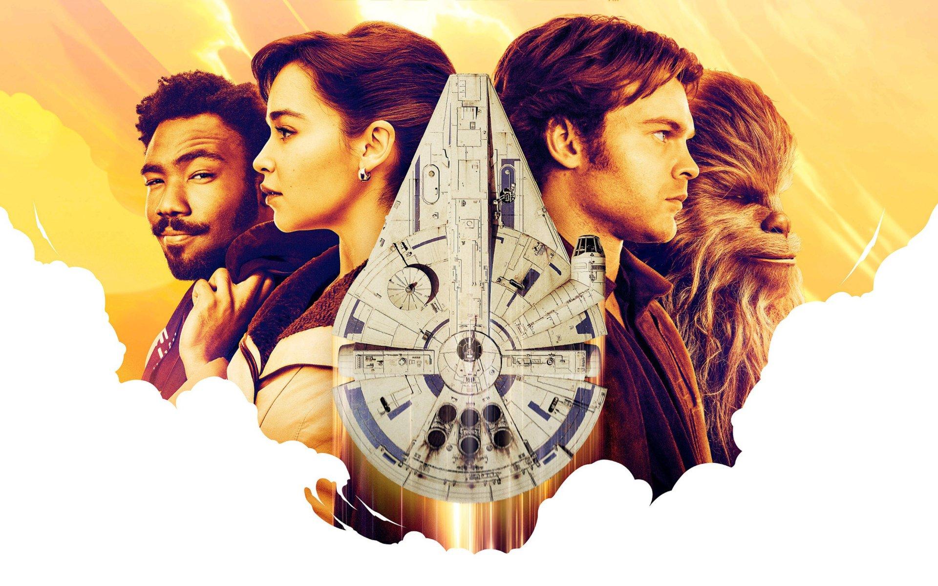 Imágenes Y Fondos De Solo Una Historia De Star Wars