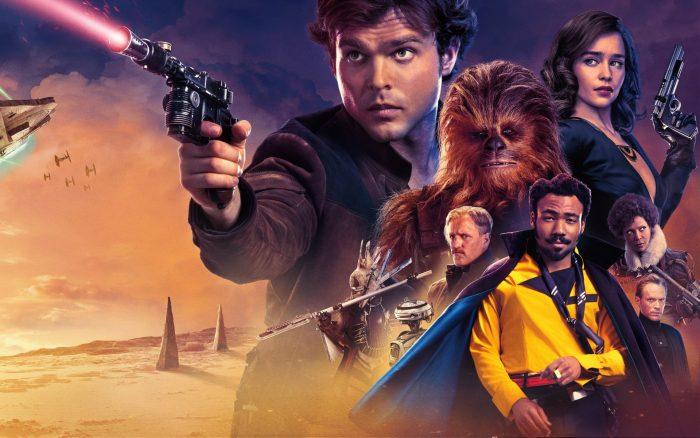 Fondos de Pantalla de Solo Una historia de Star Wars