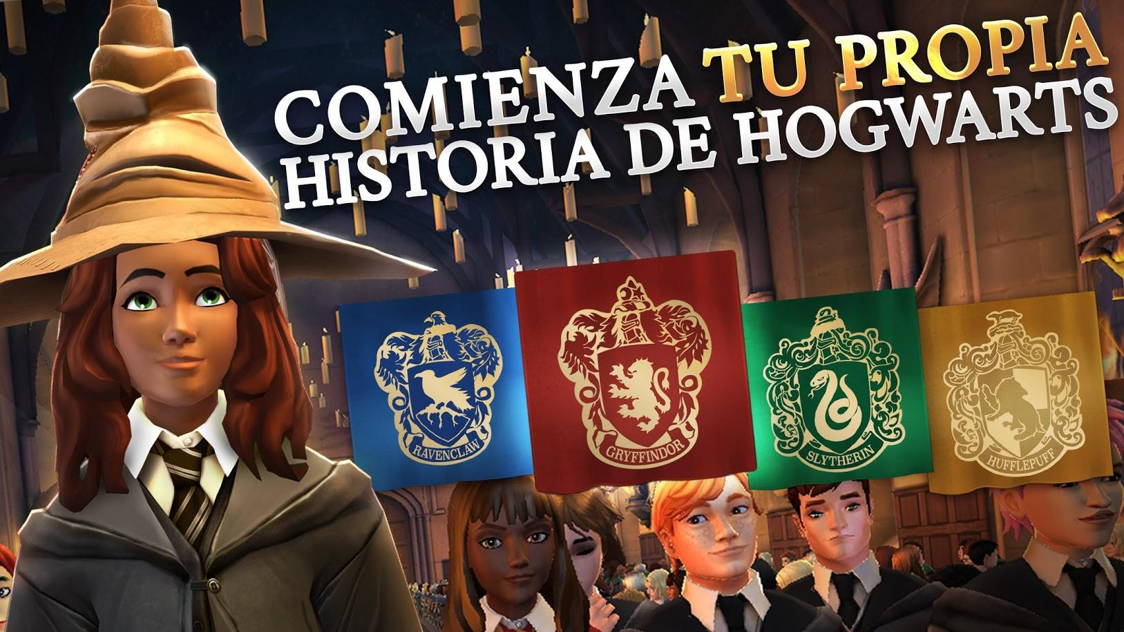 Juego De Harry Potter Hogwarts Mystery Gratis Para Android E Ios